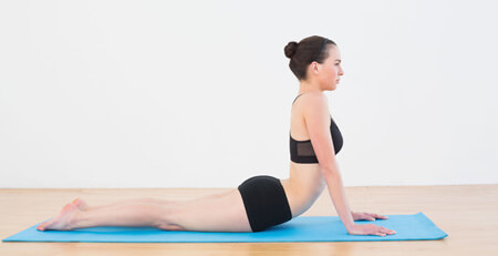 Bhujangasana Blogbox Exercise