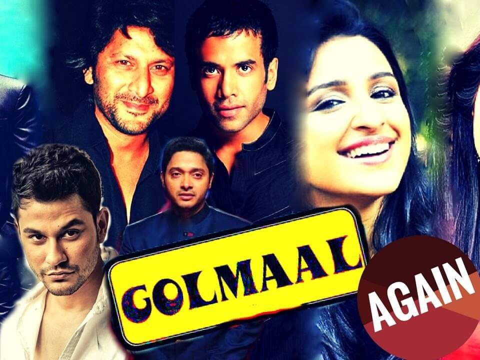 Golmaal Again returns