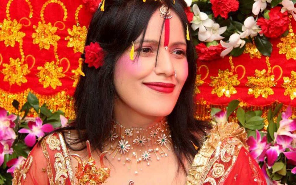 Radhe Maa New Video