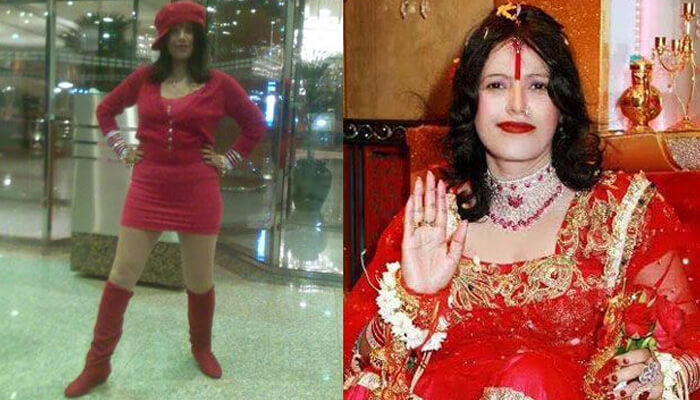 Radhe Maa New Video Leaked