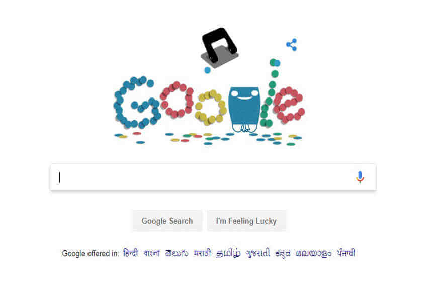 Google India skipped Pt. Nehru on his this birthday
