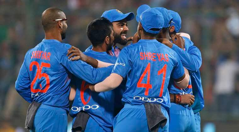India vs New Zealand 2nd T20 Live Cricket Score Today