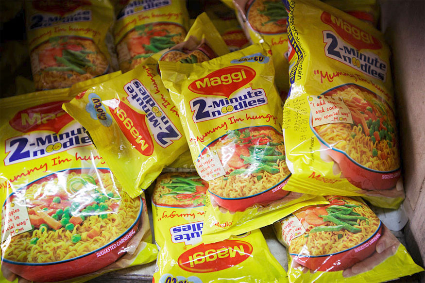 maggi samples fail