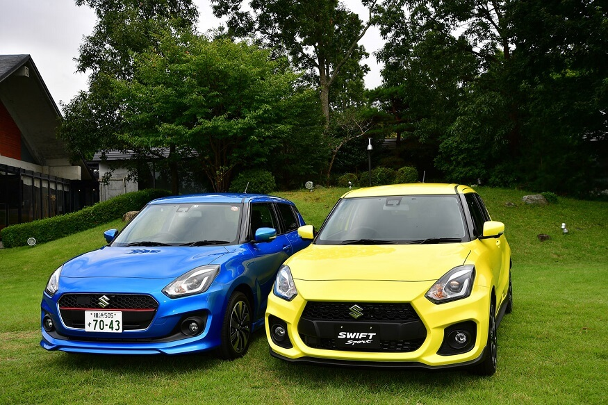 2018 Maruti Suzuki Swift launches new cars in India (1)