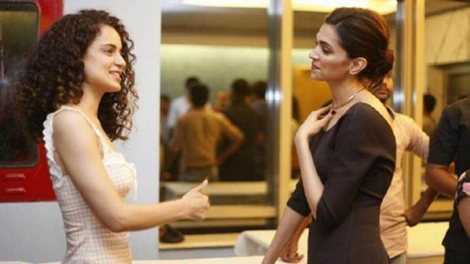 Kangana Ranaut says Deepika Padukone has her support