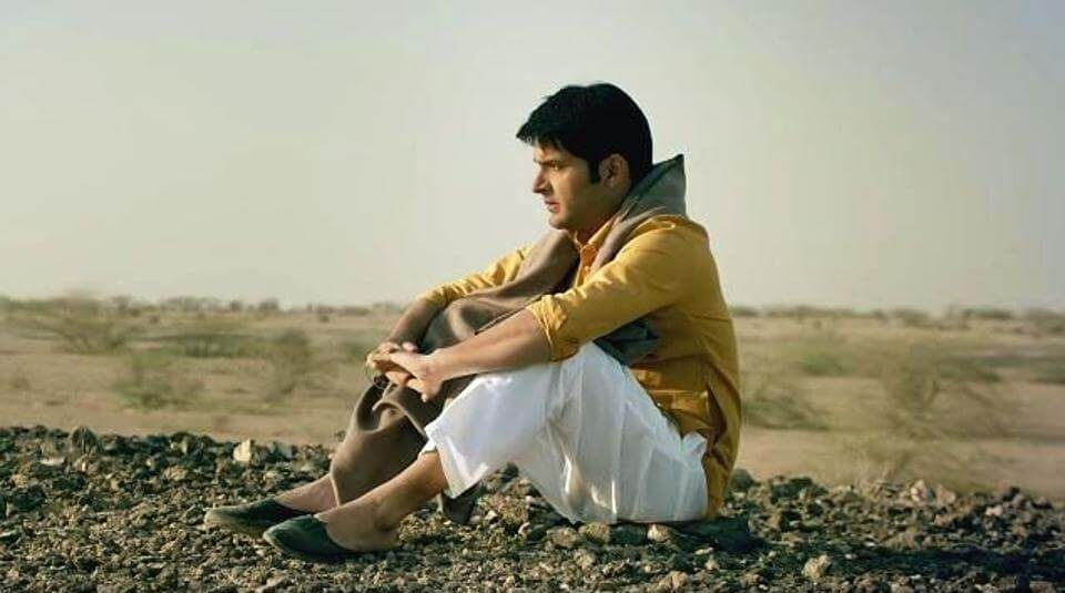 Kapil Sharma in a still from Firangi