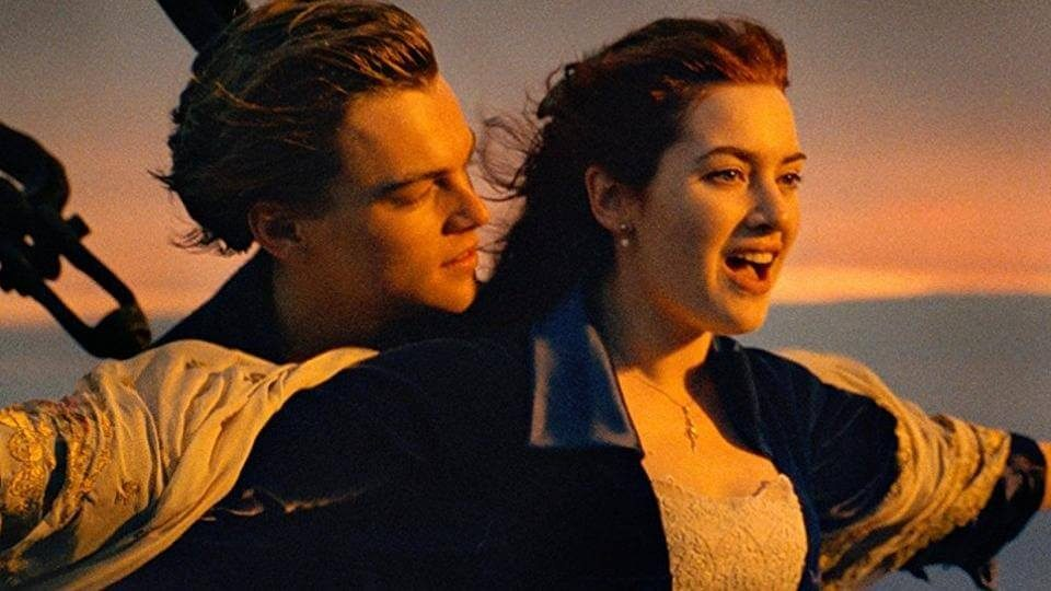 Leonardo DiCaprio and Kate Winslet (1)