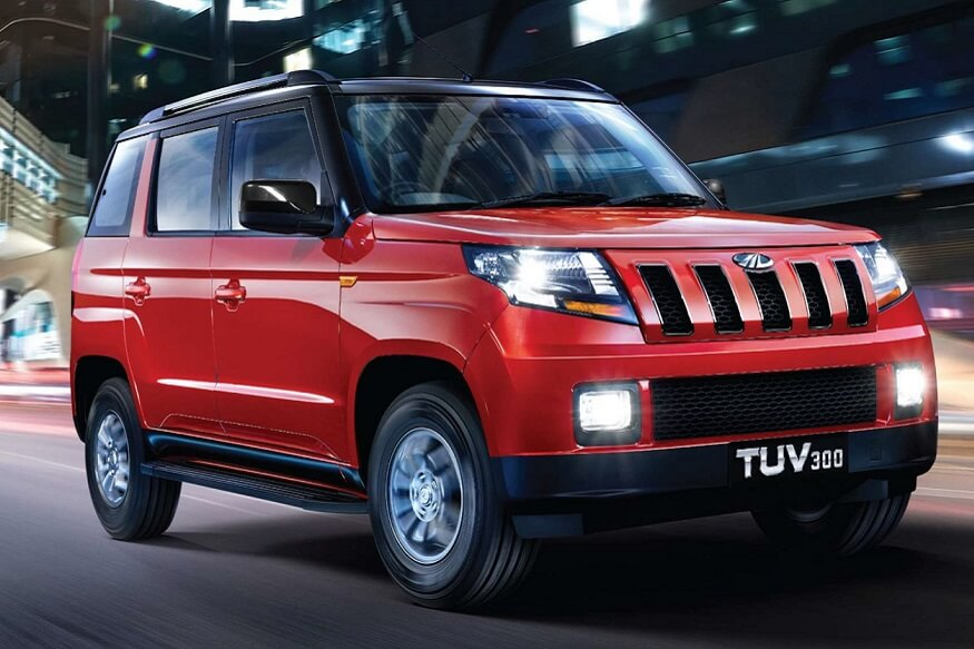 Mahindra TUV300 T10 Variant Launched for Rs 9.75 Lakh (1)
