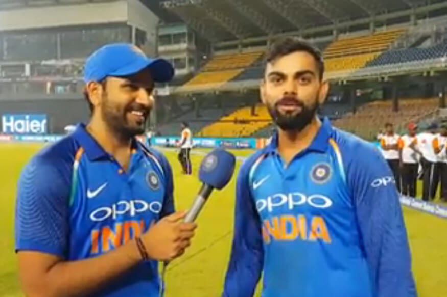 Virat Kohli Replies to Rohit Sharma's Marriage Tips (1)