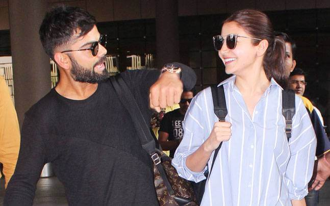 Virat and Anushka Jet Off to This Destination for Honeymoon (1)
