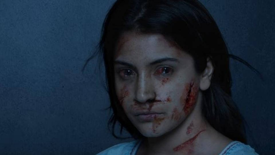 Anushka Sharma in a still from Pari teaser. (1)