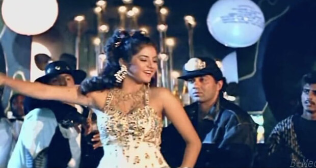 Divya Bharti shot to fame after Saat Samundar Paar (1)