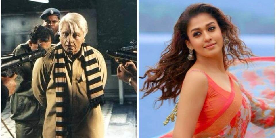 Kamal Haasan might be paired opposite Nayanthara in his upcoming film Indian 2 (1)