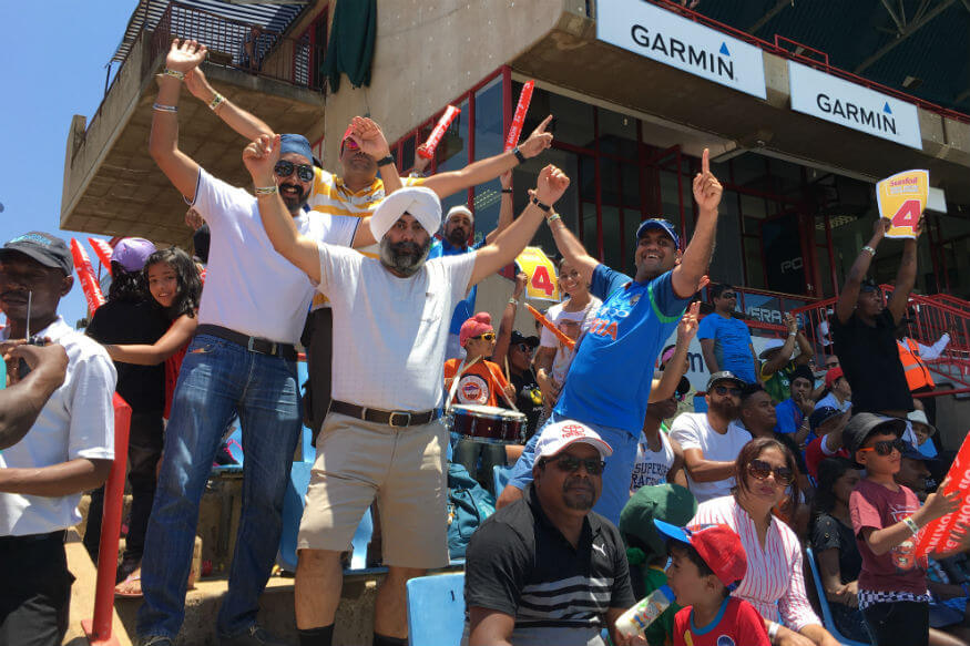 Members of the Punjab United Club at SuperSport Park in Centurion (1)