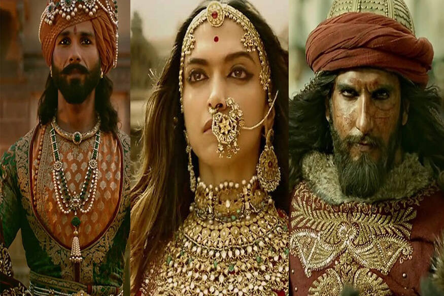 Padmaavat will release worldwide on January 25 in Hindi Telugu and Tamil (1)