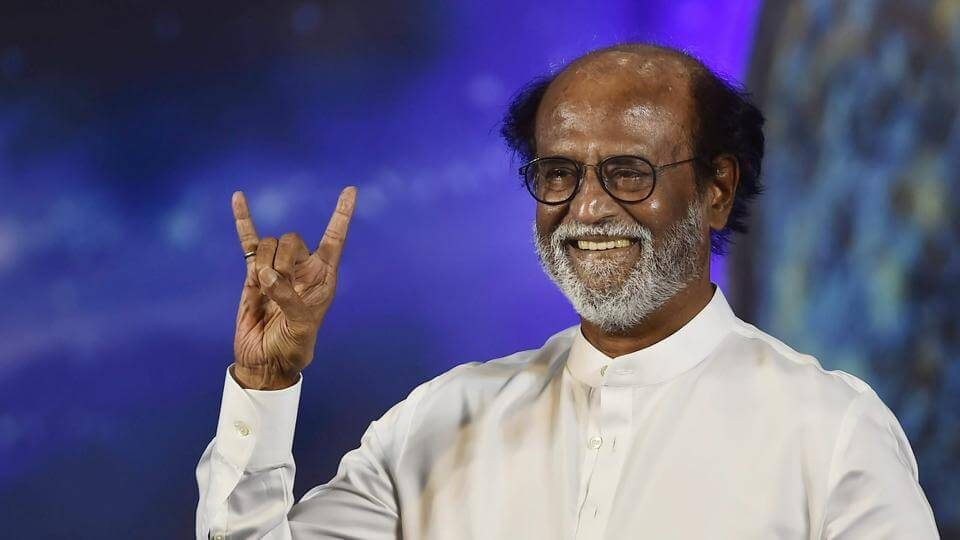 Rajinikanth has said he will contest the assembly elections in Tamil Nadu (1)