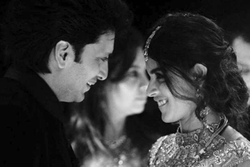 Riteish Deshmukh and Genelia D'Souza tied the knot in 2012 after dating for over eight years (1)