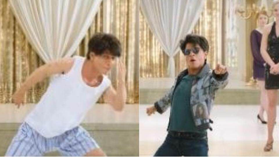 Shah Rukh Khan plays a charming dwarf in Aanand L Rai's film (1)