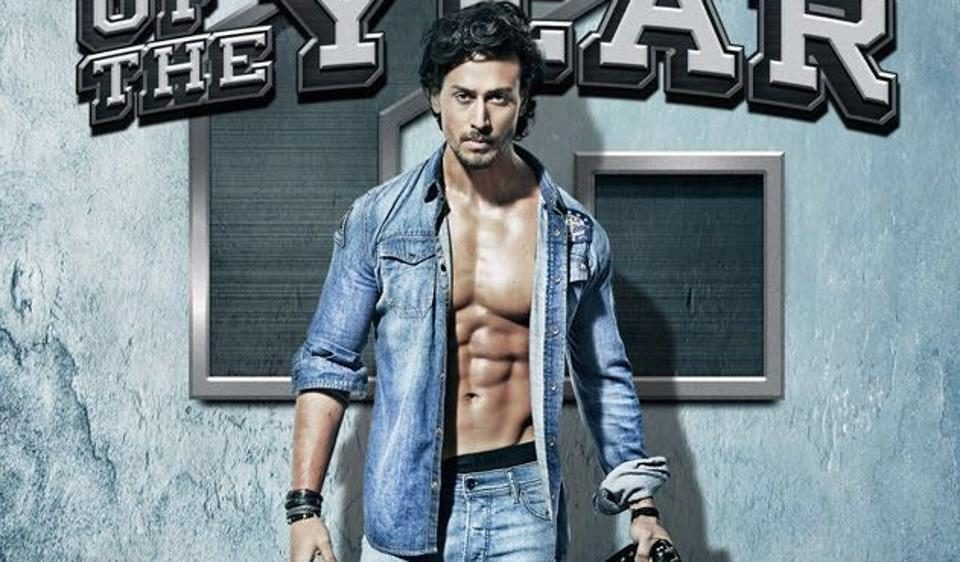 Tiger Shroff plays the in Student of the Year 2