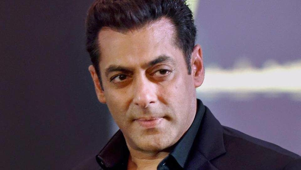 A file photo of Bollywood actor Salman Khan (1)