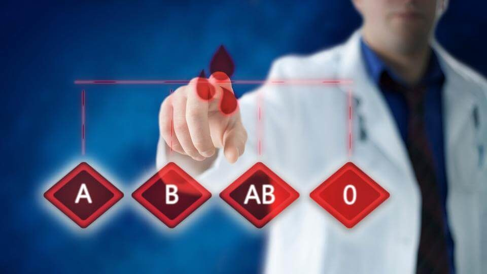 A number researches say that your blood type can reveal a lot about your personal health (1)