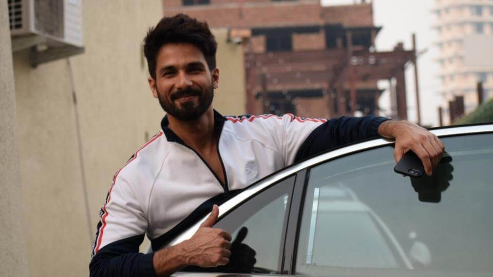 Actor Shahid Kapoor will celebrate his birthday on February 25 with his family in Punjab (1)