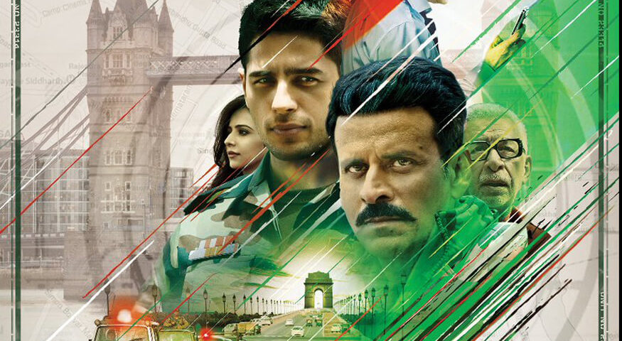 Aiyaary Review (1)