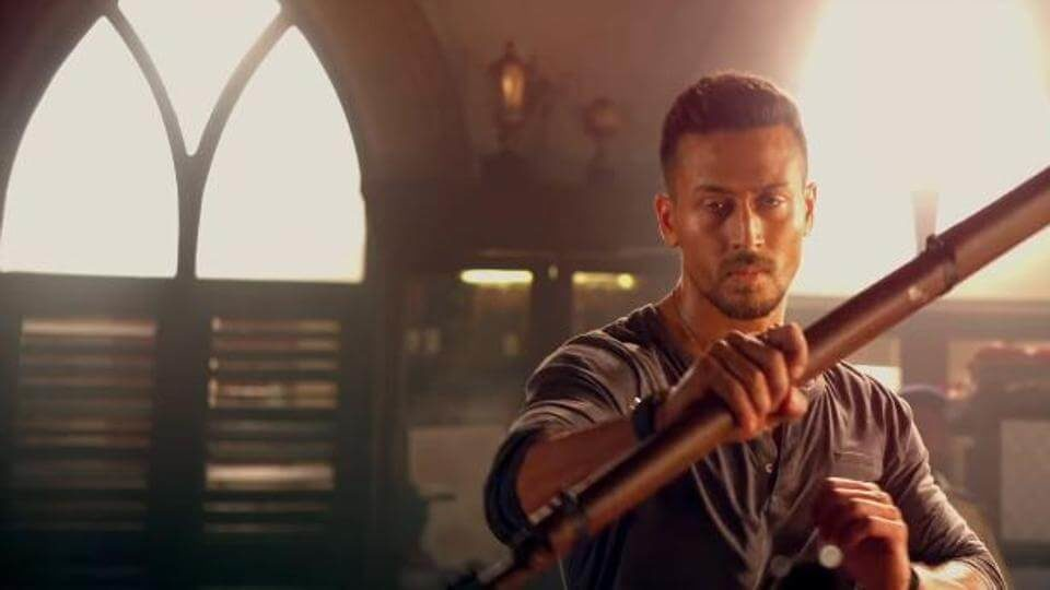 Baaghi 2 trailer Tiger Shroff returns as a man with a mission (1)