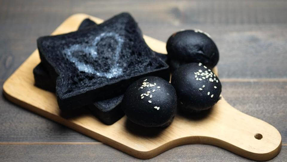 Charcoal bread (1)