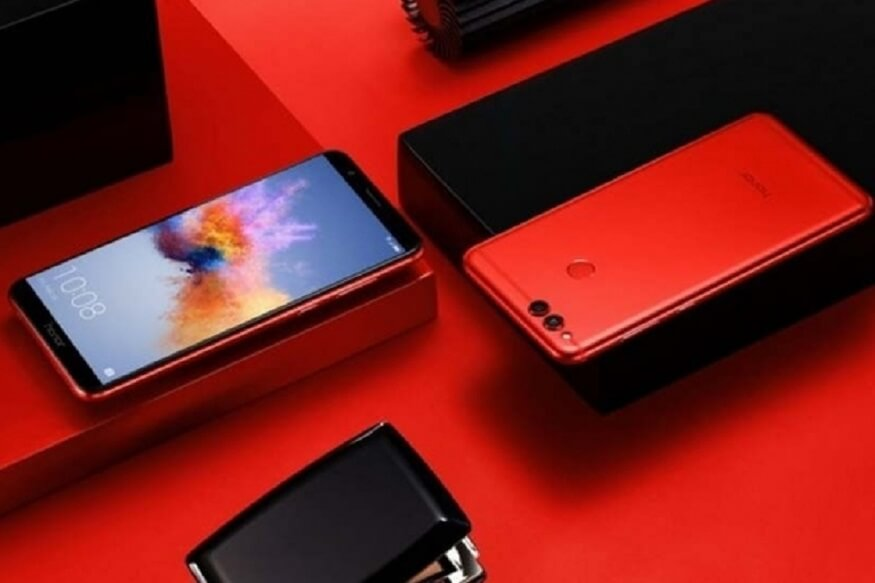 Honor 7X Red Colour Limited Edition (1)