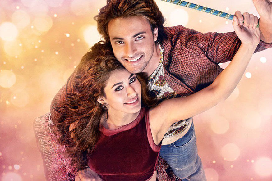 Loveratri First Poster (1)