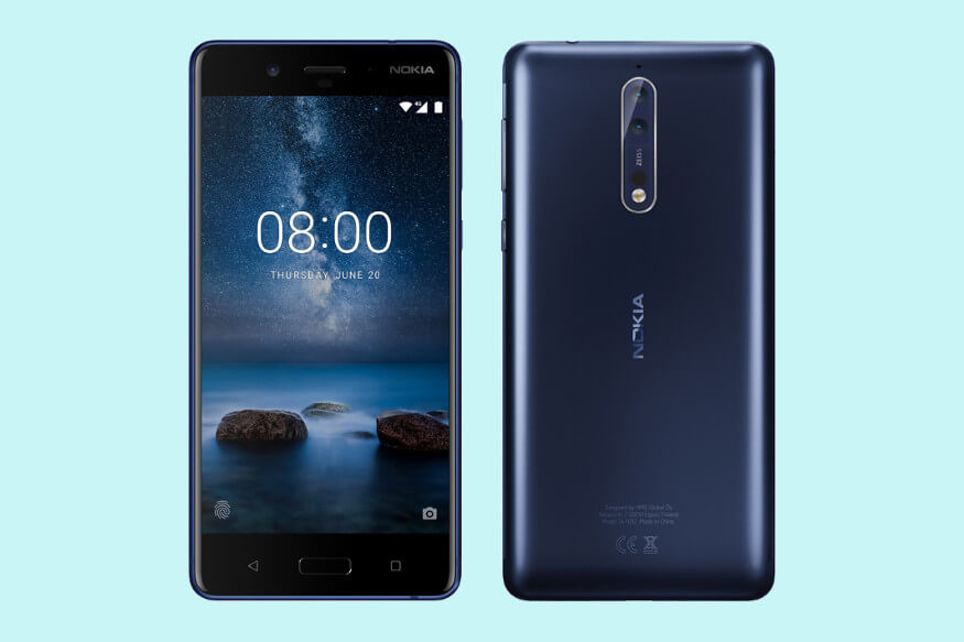 Nokia 8 Sirocco to be Launched at MWC 2018 (1)