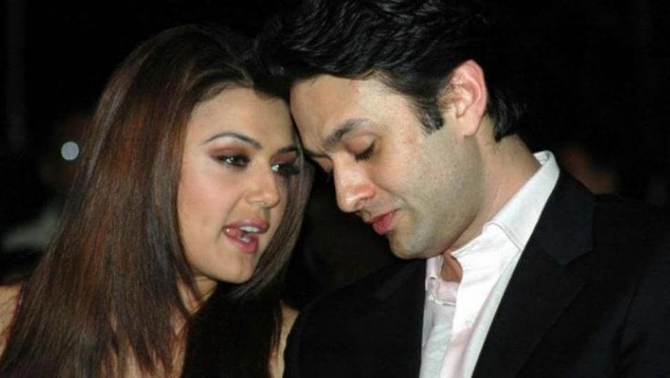 Preity Zinta and Ness Wadia are the co-owners of Kings XI Punjab (1)