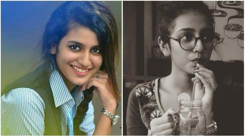 Priya Prakash Varrier is set to make her debut in Malayalam film industry with Oru Adaar Love (1)