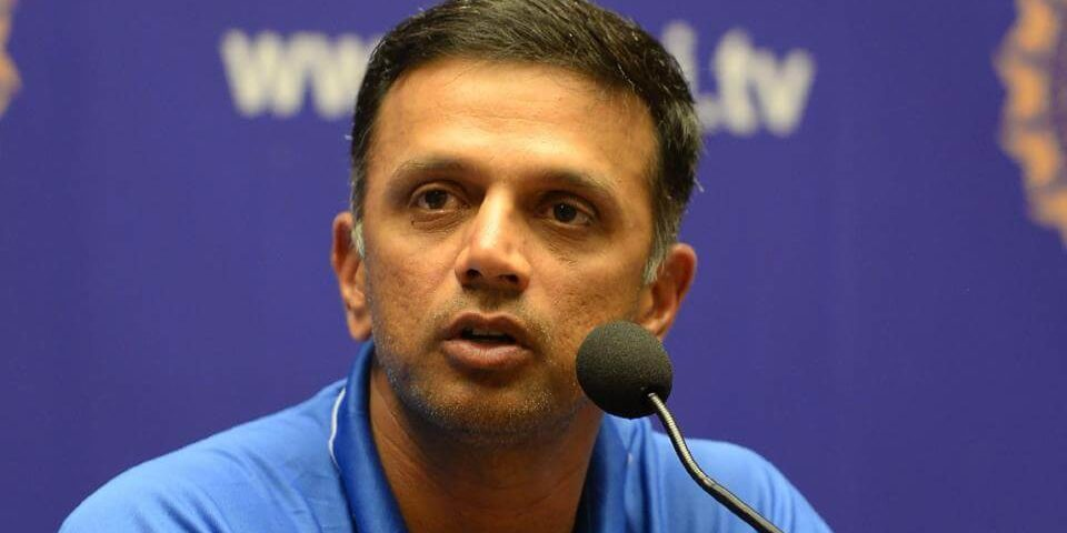 Rahul Dravid is the coach of the India Under-19 and India A teams (1)