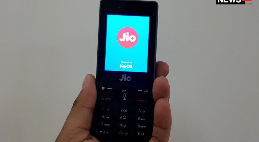 Reliance JioPhone Now on Sale (1)