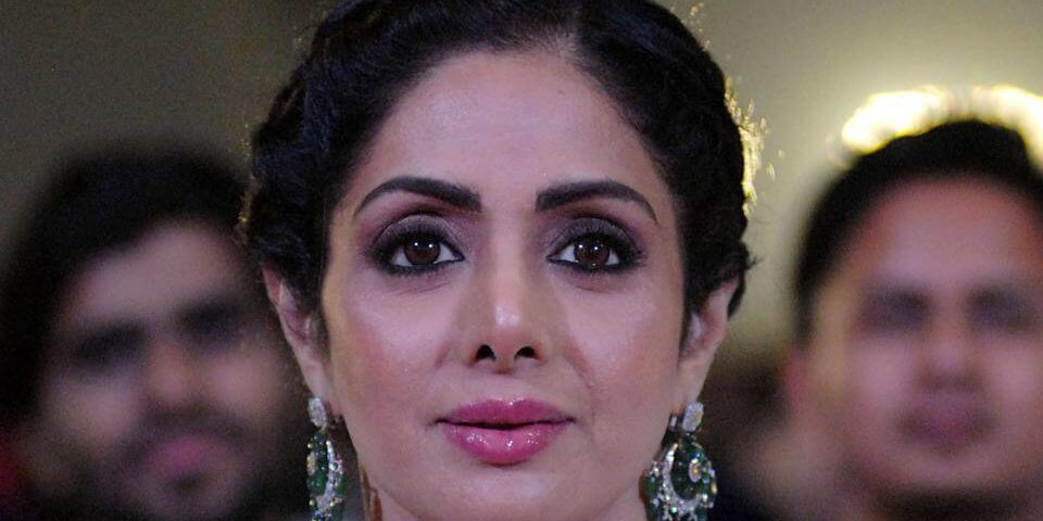 Sridevi died after suffering a heart attack in Dubai on Saturday night. Her body will be brought back to Mumbai on a chartered plane later today (1)