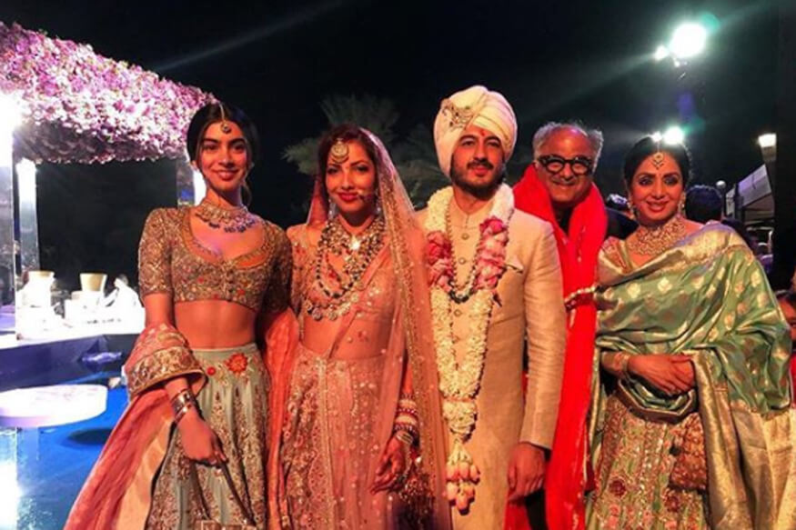 Sridevi's nephew Mohit Marwah for whose wedding the veteran actor was in Dubai (1)