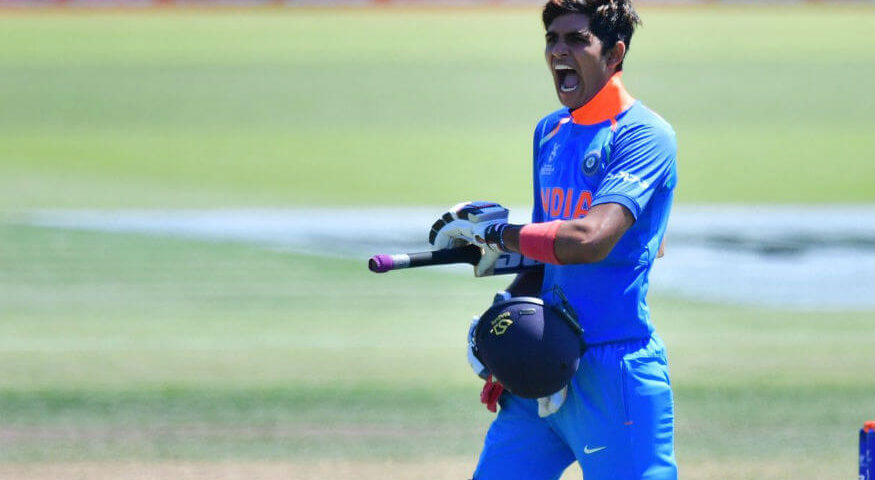 U-19 World Cup hero Shubman Gill (1)