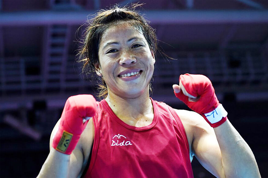 world champion M C Mary Kom (1)