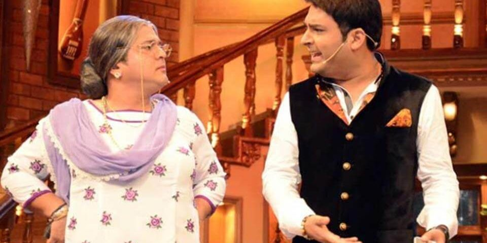 Ali Asgar has claimed that Kapil Sharma had written ex-girlfriend Preeti Simoes' name on his hand (1)