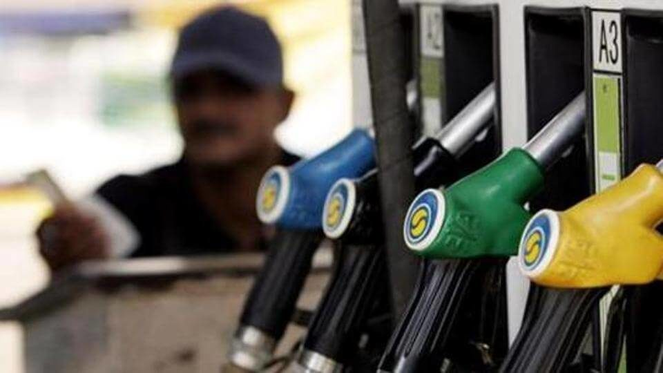 Along with petrol diesel prices also touched new record levels on Friday