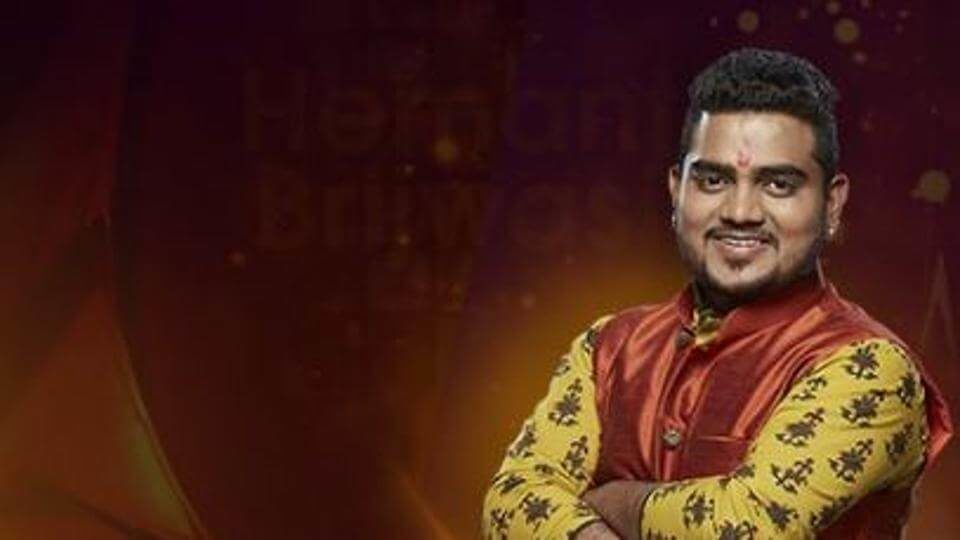 Hemant Brijwasi of Mathura who comes from a family of singers won the Sa Re Ga Ma Lil Champs in 2009 as well (1)