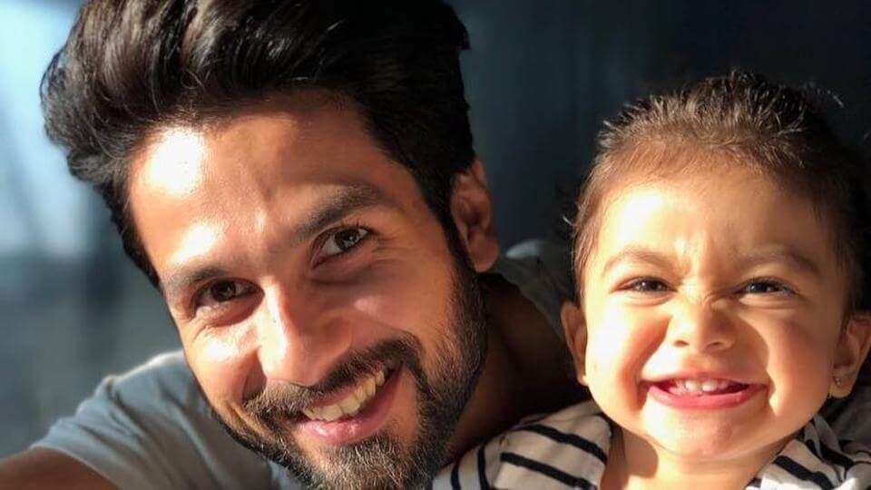 Shahid Kapoor has confirmed wife Mira Rajput is pregnant for the second time and his daughter Misha will soon have company