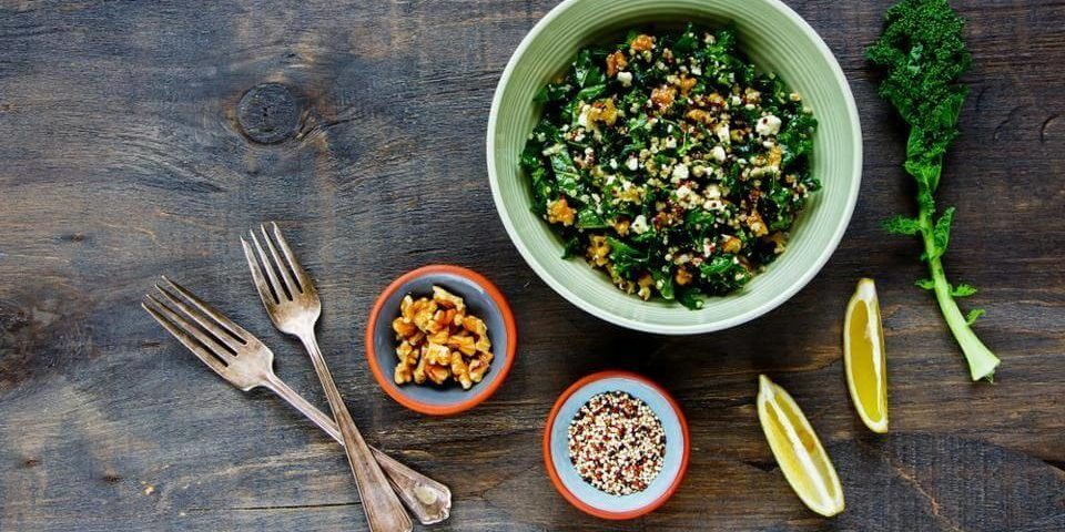 To stay fit and lose weight you should consume more superfoods like quinoa and kale