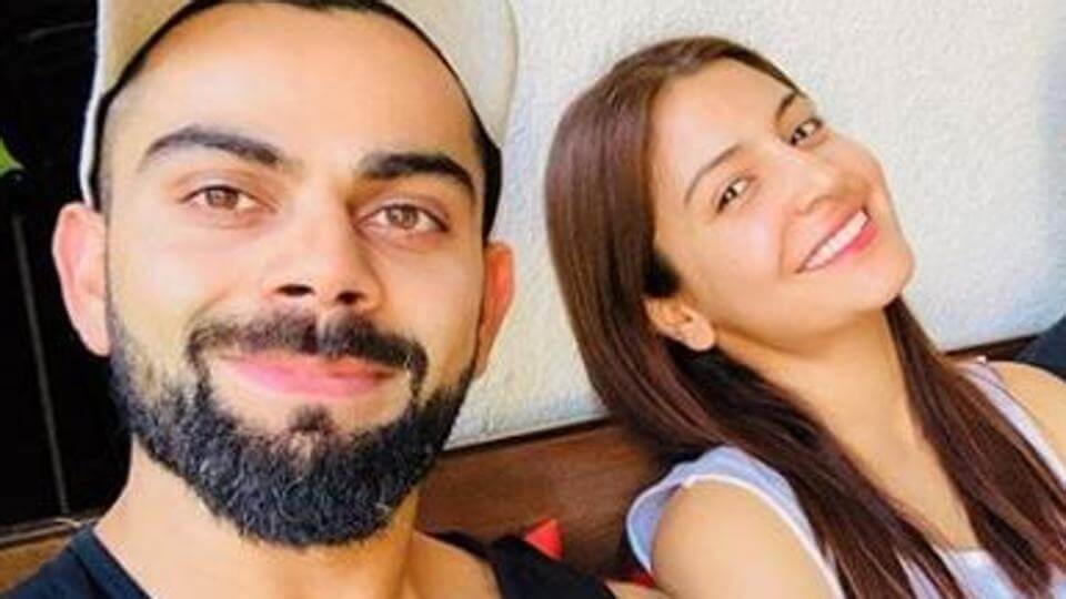 Virat Kohli calls wife Anushka Sharma a stunner in his new Instagram post