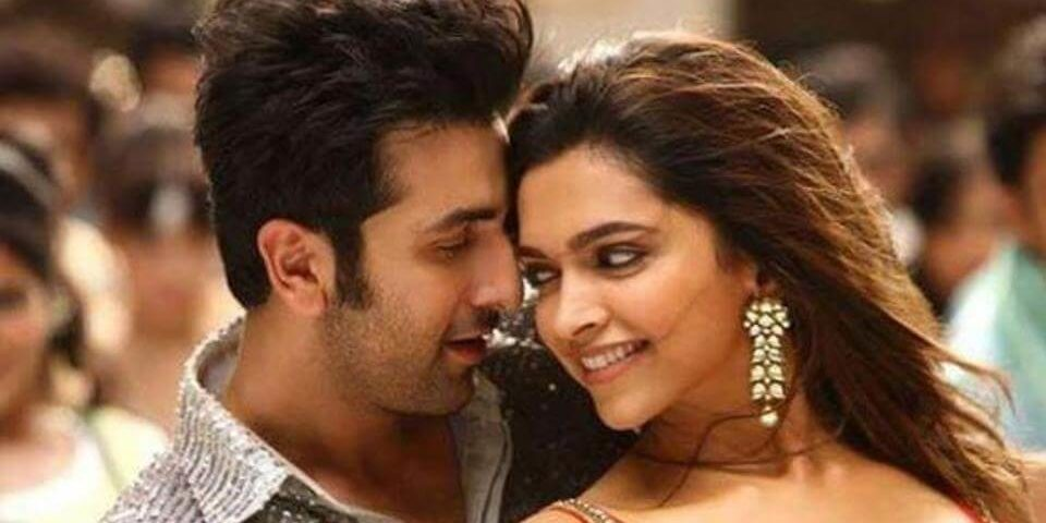 Deepika Padukone and Ranbir Kapoor in a still from their hit film Yeh Jaawani Hai Deewani