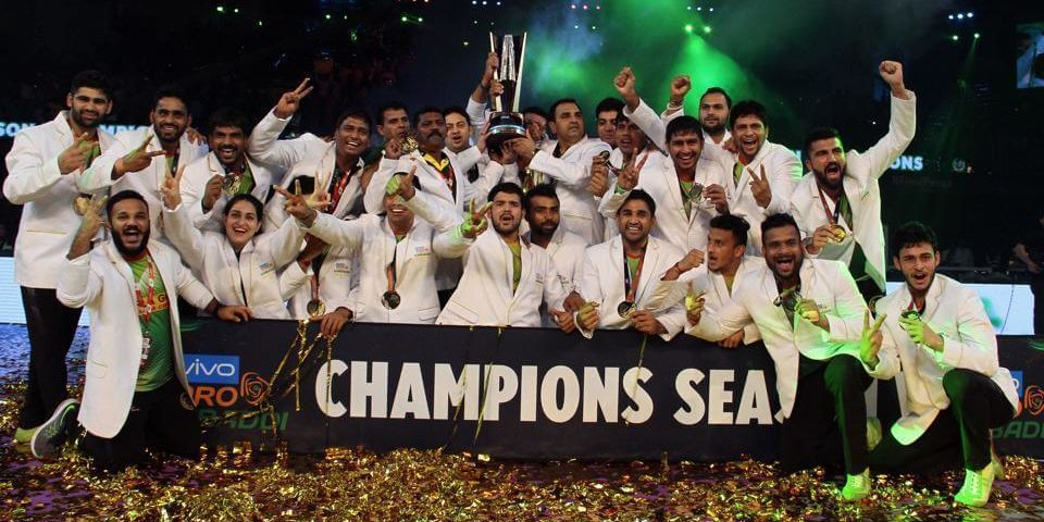 Patna Pirates are the defending Pro Kabaddi League champions