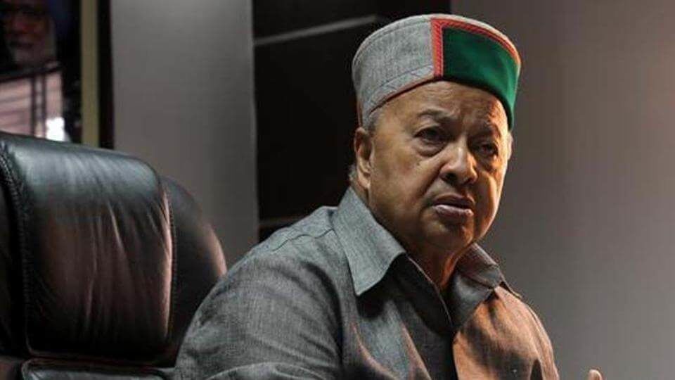 The two-page complaint alleged that former chief minister Virbhadra Singh ordered his men to break open the locks of the Padam Palace and dispose of the artefacts and other valuables kept inside