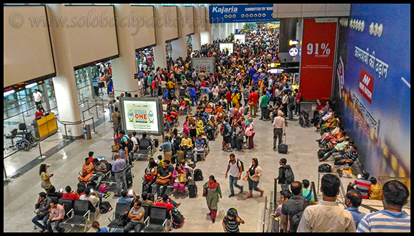 Rs 9,000 crore investment in Delhi airport to handle 100 million passengers yearly